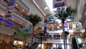 Thika Road Mall from the inside