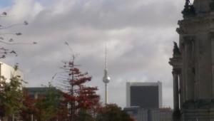 Berlin's skyline