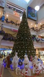 A Xmas tree