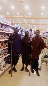 The Maasai and I