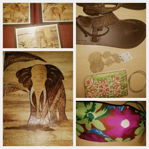 Some pieces of Kenya