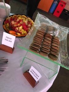 Cricket cookies anyone?