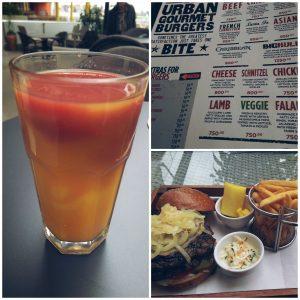 Burgers for Eid