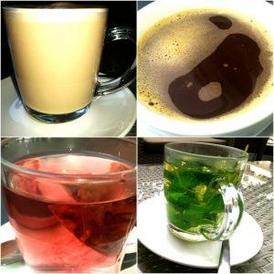 Fine blends of Kenyan Coffee and Tea