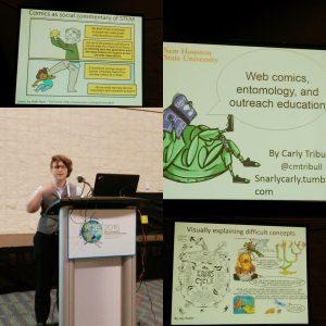 Carley and her wonderful comics :-)