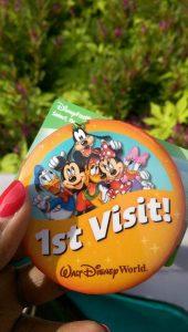 First Visit to Magic Kingdom :-)