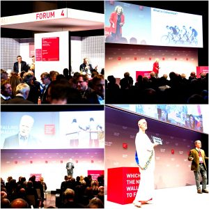 The Falling Walls Conference