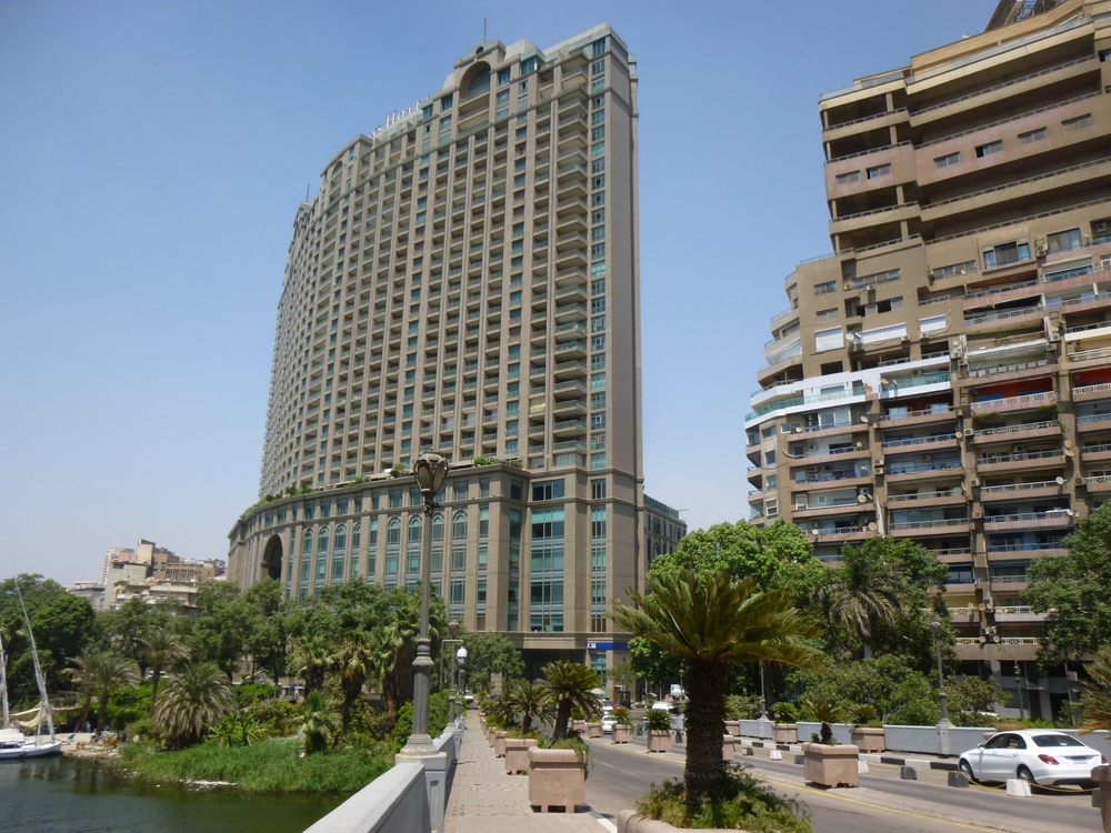 Hotels with Nile views. Photo: Irit Eguavoen